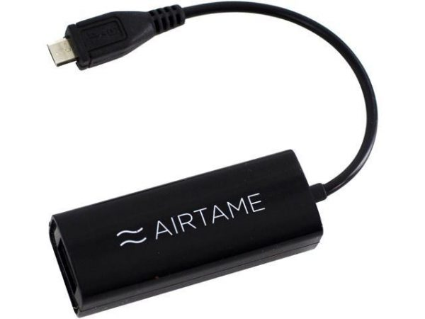 Airtame AT-ETH Micro USB to Ethernet Adapter
