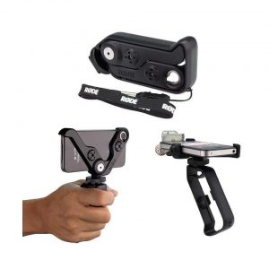 RODEGrip 4 MULTI-PURPOSE MOUNT FOR IPHONE 4 & IPHONE 4S