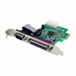 STARTECH PEX1S1P952 1S1P SERIAL PARALLEL PCIE COMBO