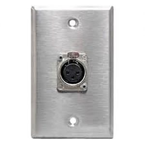 Horizon SP-1NCF5D-L-1 Wall Plate