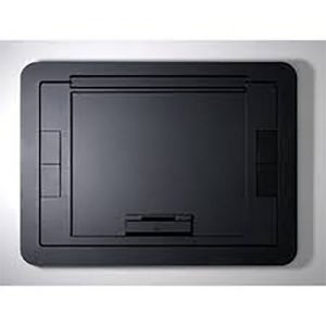 Legrand EFB610CTBK Black Floor Box