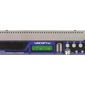 VocoPro CDR-1000 Pro CD Recorder Player