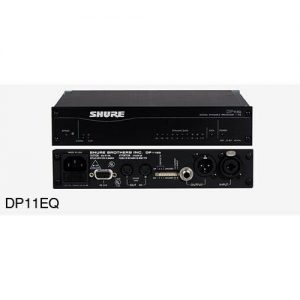 DP11EQ  SHURE DIGITAL PROCESSOR