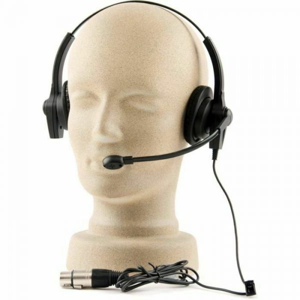 ANCHOR AUDIO INTERCOM HEADSET – LIGHTWEIGHT H-2000LT