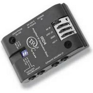 IRD4 ELAN 1 IN / 4 OUT AMPLIFIED IR DISTRIBUTION BLOCK