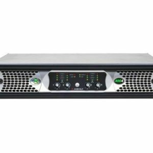 ASHLY NXE4004 NETWORK POWER AMPLIFIER 4X400 WATTS @ 2 OHMS