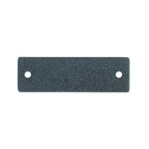 Extron Single Space MAAP Blank Plates, Black (70-315-11)